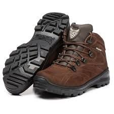Bota Adventure Acero Couro Advanced