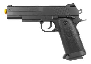 Pistola de Airsoft Vigor Spring VG 1911 V18 Full Metal 6mm