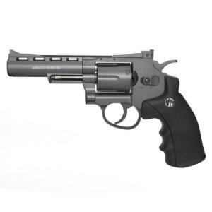 REVOLVER PRES WINGUN METAL 701 4POL CO2 4,5MM