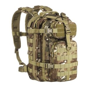 MOCHILA ASSAULT - CAMUFLADO MULTICAN