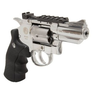 REVOLVER PRES WINGUN NIQ. 708S 2POL CO2 4,5MM