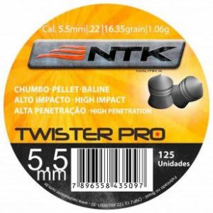 CHUMBINHO TWISTER 5,5 - C/ 125 PC