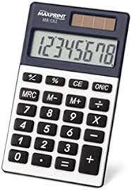 Calculadora de Bolso Maxprint MX C82