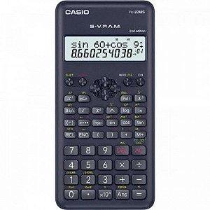 Calculadora Cientifica Casio Fx-82MS 240 FÇ 2ª Edição