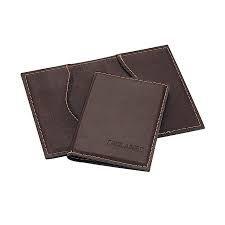 Porta Cartão de Bolso Classic Marrom 6053MR - DAC