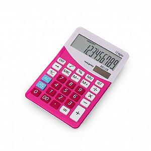Calculadora Eletrônica de Mesa MX-C132R Maxprint
