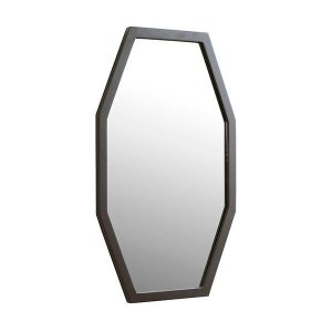 espelho geométrico allure 50X30