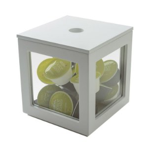 porta capsulas cube