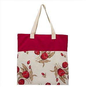 Bolsa Ecobag - Estampa Flores