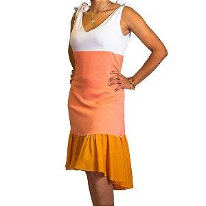 Vestido com Laço - Eleva