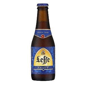 Cerveja Leffe Rituel 9º 250ml