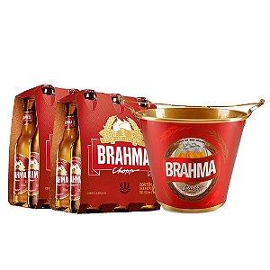 Kit Brahma com Balde