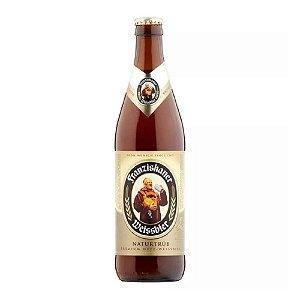 Cerveja Franziskaner Hefe Weissbier Hell 500ml