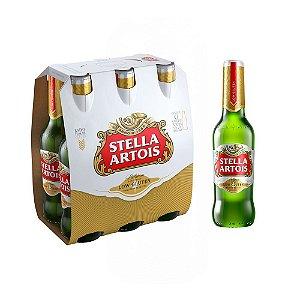 Stella Artois Low Gluten 330ml Pack (6 Unidades)