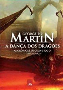CRONICAS DE GELO E FOGO VOL 05 - A