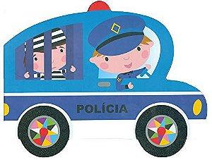 Sobre Rodas: O Carro da polícia: 04