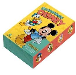 BOX QUADRINHO DISNEY EDICAO 0