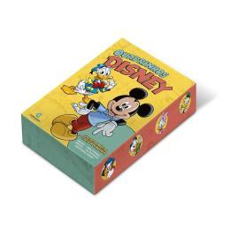 BOX QUADRINHOS DISNEY EDICAO 1