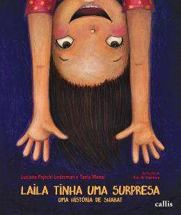 LAILA TINHA UMA SURPRESA - 1ED - BR