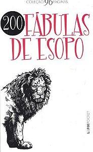 200 FABULAS DE ESOPO - POCKET 96 PAGINAS