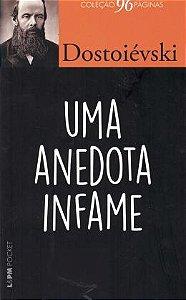 ANEDOTA INFAME, UMA - POCKET 96 PAGINAS
