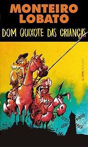 DOM QUIXOTE DAS CRIANCAS - POCKET