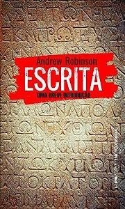 ESCRITA: UMA BREVE INTRODUCAO - POCKET ENCYCLOPAED