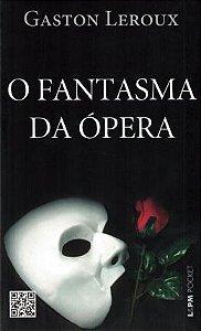 FANTASMA DA OPERA, O - POCKET