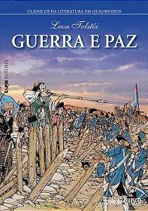 GUERRA E PAZ - QUADRINHOS (BROCHURA)