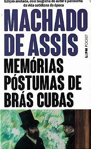 MEMORIAS POSTUMAS DE BRAS CUBAS -POCKET