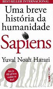 SAPIENS: UMA BREVE HISTORIA DA HUMANIDADE - CONVEN