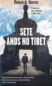 SETE ANOS NO TIBET - POCKET