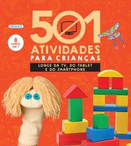 501 ATIVIDADES PARA CRIANCAS - CAPA NOVA