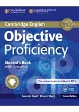 OBJECTIVE PROFICIENCY - STUDENTS BOOK
