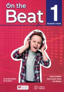 ON THE BEAT STUDENTS BOOK-1 2019 (CULTURA INGLESA)