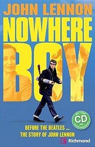 NOWHERE BOY - JOHN LENNON (CULTURA INGLESA)