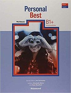 PERSONAL BEST B1 + WB - BRITISH ENGLISH