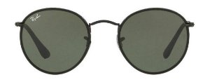 RAY BAN RB3447 ROUND PRETO