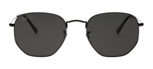 RAY BAN RB3548 HEXAGONAL PRETO