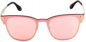 RAY BAN RB3576 BLAZE CLUBMASTER ROSA