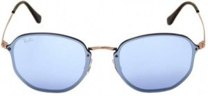 RAY BAN RB3579 BLAZE HEXAGONAL AZUL
