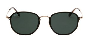 RAY BAN RB3579 BLAZE HEXAGONAL PRETO