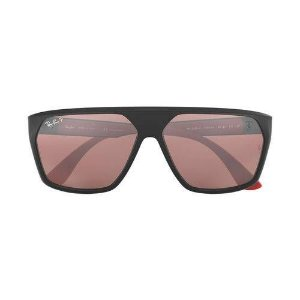 RAY BAN RB4309 MARROM - SCUDERIA FERRARI COLLECTION