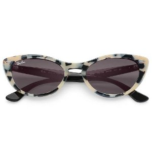 Ray-Ban Nina Kraviz - Grey Washed