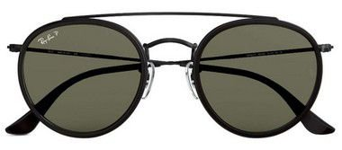 RAY-BAN RB3647 ROUND DOUBLE BRIDGE - VERDE