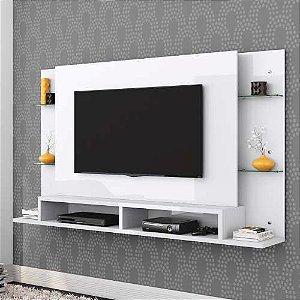 Painel para TV 55 Polegadas Malbec Branco