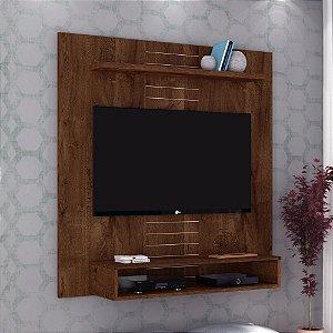 Painel Para TV 47 Polegadas Smart Rústico Malbec