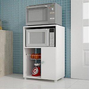 Fruteira Para Cozinha Com 01 Porta Versa Bf11 Branco