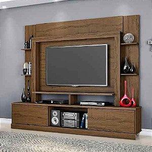Painel para TV 55 Polegadas Bancada Miami Carvalho Muniz