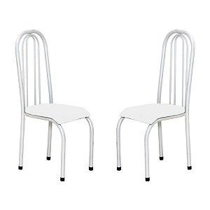 Cadeira para Cozinha 2 UN Com Assento Anatómico 0.0.123